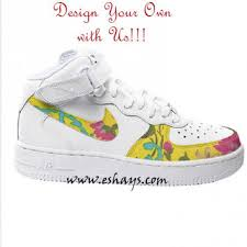 nike design your own shop custom nike air ones on wanelo