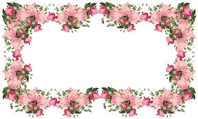 download flowers borders free png photo images and clipart