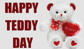 be mine teddy happy teddy day teddy with be mine heart tag