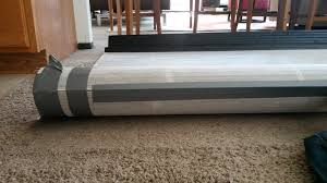 Can Laminate Flooring Be Laid Over Carpet Best Flooring Over Carpet Part 2 Skywaymom