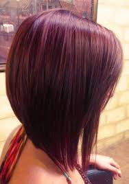 red brown long angled bobs 10 classic hairstyles tutorials that are always in style