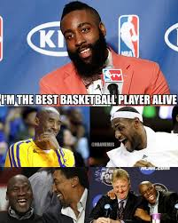 Player Memes - nba memes on twitter james harden just claimed to be the best