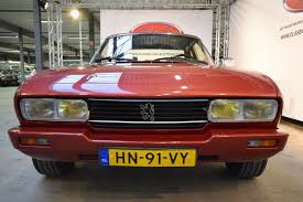 peugeot 504 coupe peugeot 504 coupé 1982 sold classic car auctions