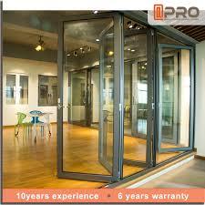 Aluminium Patio Doors Prices by Bifold Door Bifold Door Suppliers And Manufacturers At Alibaba Com