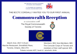 chambre commerce canada bcctcour 1st commonwealth reception bcctc