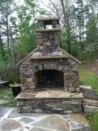 Stone Fireplace Kits Outdoor - fireplace kits outdoor fireplaces and pits daco stone outside