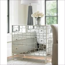 bedroom 2 drawer nightstand mirrored accent table sale