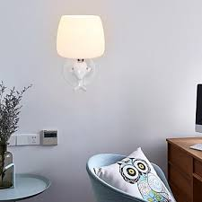 Wall Sconce Uplight E14 Modern Contemporary Others Feature Uplight Wall Sconces Wall