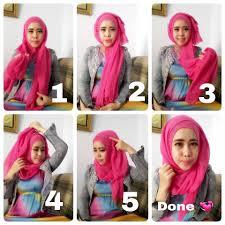 tutorial pashmina dian pelangi tutorial hijab pashmina kusut dian pelangi tutorial hijab paling