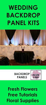 wedding backdrop lighting kit 80 best wedding backdrops images on wedding ideas