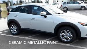 2016 mazda cx 3 gs luxury package review youtube