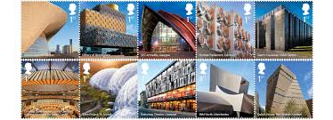 contemporary architecture design royal mail celebrates the uk u0027s contemporary architecture with new