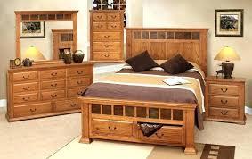 Oak Bed Set Craftsman Style Bedroom Set Mission Oak Bedroom Set Size Of