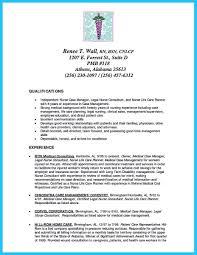 Sample Resume Case Manager by Homecare Resume Stunning Bsn Resume Sample Veterinary Nurse
