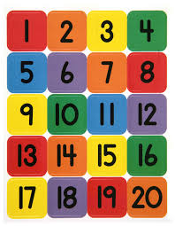 kids free printable number charts and 100 for counting skip