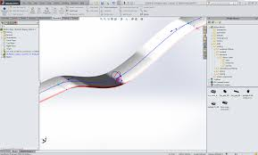 solidworks routing ribbon cables computer aided technology