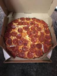 domino pizza hand tossed hand tossed pepperoni and mushroom picture of domino s pizza