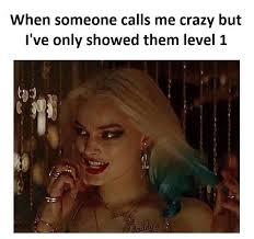 Crazy Girl Meme - call me crazy funny pinterest harley quinn squad and joker