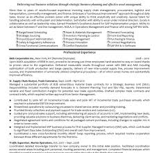 intricate logistics manager resume 4 logistics manager resume
