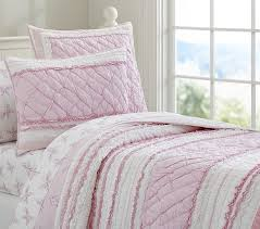 Call Pottery Barn Kids Brigette Ruffle Quilt Pottery Barn Kids