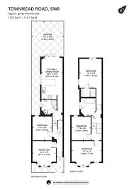 house victorian terraced house plans victorian terraced house plans