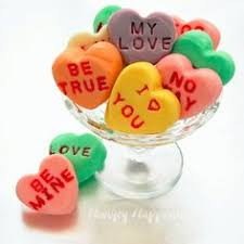 conversation heart sayings candy heart sayings 10 years of necco conversation sweethearts