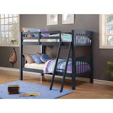 Stanley Young Bedroom Furniture Young America All Seasons Twin Over Twin Bunk Bed Hayneedle