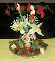 another view of center pieces 21 best edible centerpieces images on edible