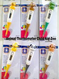 Termometer Murah jual thermometer karakter boneka lucu unik animal thermometer