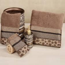 home leopard print velveteen coverlet set bedding steel bathroom