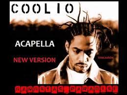 movie for gangster paradise coolio acapella studio gangstas paradise youtube