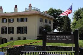 history u0026 culture william howard taft national historic site