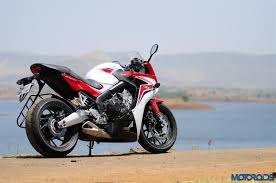 honda cbr india honda cbr650f kawasaki er 6n offered at heavy discount motoroids