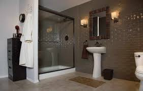 Cost To Remodel Bathroom Shower Bathroom Shower Remodel Cost Paso Evolist Co