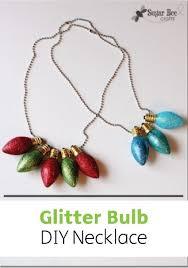 7 best light bulb necklace craft images on