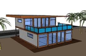 Shipping Container Floor Plan Shipping Container Homes Picmia