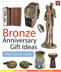 top bronze anniversary gift ideas for men anniversary gifts