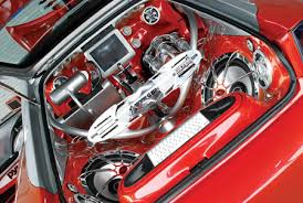 Custom Fiberglass Interior Dub Magazine Factory Tuned Toyota Celica