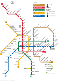 Metro North Route Map by Mrt Taipei Metro Map Taiwan