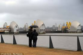 thames barrier restaurant thames barrier shuts for the first time in two years to prevent