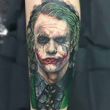 50 crazy joker tattoos designs and ideas for men and women