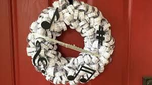 40 innovative paper wreaths to try this christmas christmas