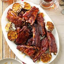 ribs with plum sauce recipe taste of home