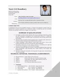 Sample Resume For Hotel And Restaurant Management Graduate by Sample Objectives In Resume For Hrm Gallery Creawizard Com