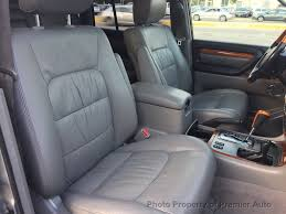 lexus lx car seat 2004 used lexus lx 470 at premier auto serving palatine il iid