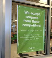 publix competitors master list organized by individual store