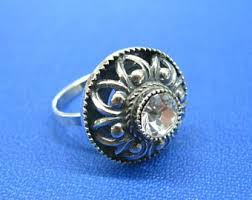 vintage unicorn ring holder images Rings vintage etsy nz jpg