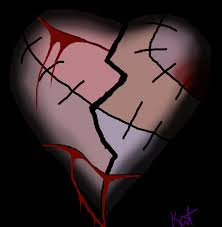 quotes heart bleeding the wounded heart by katsru13 on deviantart