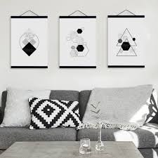 Nordic Home Compare Prices On Abstract Geometric Shapes Online Shopping Buy