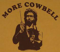 will farrell more cowbell please snl this segment was just on last